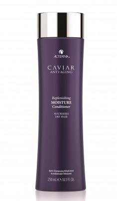 ALTERNA Кондиционер-биоревитализация для увлажнения с морским шелком / Caviar Anti-Aging Replenishing Moisture Conditioner 250 мл