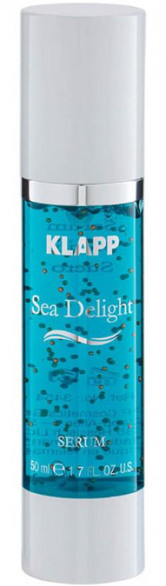 KLAPP Сыворотка витализирующая для лица / SEA DELIGHT 50 мл