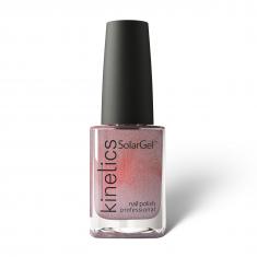 KINETICS 438 лак профессиональный для ногтей / SolarGel Polish Whisper 15 мл