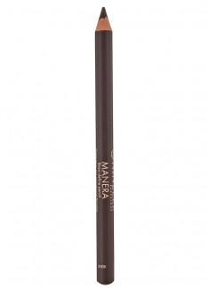 Карандаш для коррекции бровей  Темно-коричневый NINELLE