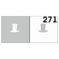 Airnails, Трафареты №271