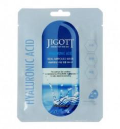 Маска ампульная увлажняющая с гиалуроновой кислотой JIGOTT Real Ampoule Mask Hyaluronic Acid 27 мл