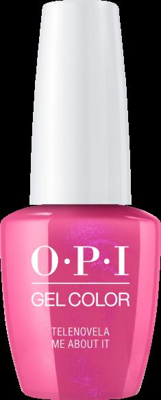OPI Гель-лак для ногтей / Telenovela Me About ItGelColor 15 мл