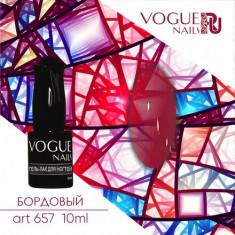 Vogue Nails, Гель-лак Бордовый