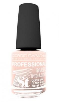 GIORGIO CAPACHINI 05 лак для ногтей, розовая орхидея / 1-st Professional 16 мл