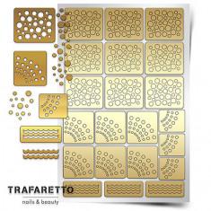 Trafaretto, Трафареты «Принт», горошек