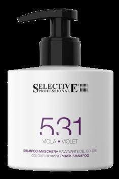 SELECTIVE PROFESSIONAL Шампунь-маска для возобновления цвета волос 531, фиолетовый 275 мл