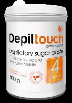 DEPILTOUCH PROFESSIONAL Паста сахарная плотная / Depiltouch professional 800 г