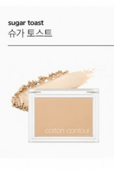 Румяна для лица MISSHA Cotton Contour Sugar Toast