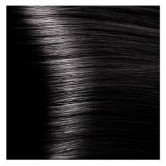 KAPOUS NA 4.81 краска для волос, коричнево-пепельный / Magic Keratin 100 мл
