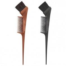 Кисть Kapous кисть с расческой для окрашивания волос
