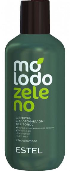 ESTEL PROFESSIONAL Шампунь с хлорофиллом для волос / Molodo Zeleno 250 мл