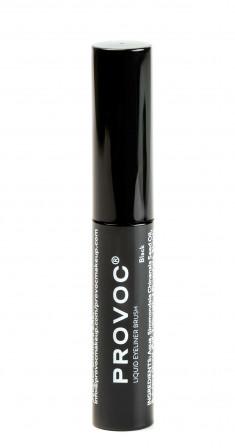 PROVOC Подводка жидкая ультратонкая для глаз / Liquid Eyeliner Brush 3,6 мл