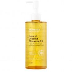 гидрофильное масло с кокосом aromatica natural coconut cleansing oil