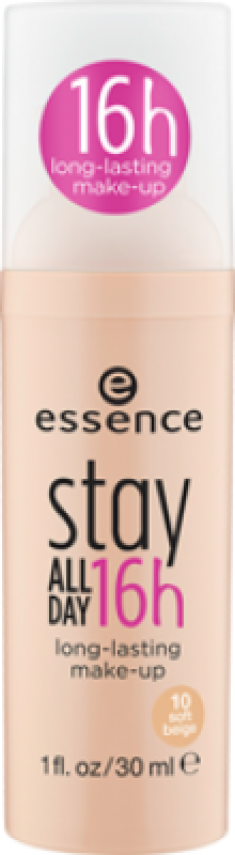 Основа тональная Stay All Day Essence 10 soft beige