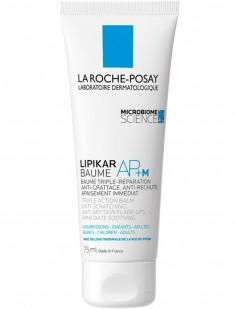 La Roche Posay Липикар АП+М бальзам липидовосполняющий тройного действия для лица и тела 75мл La Roche-Posay