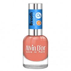 Alvin D'or, Лак Breath №43