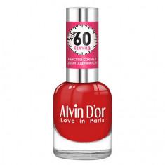 Alvin D'or, Лак «60 секунд» №26