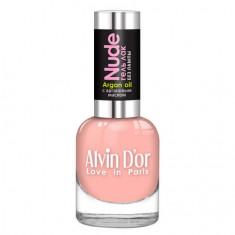 Alvin D'or, Лак-гель Nude №22