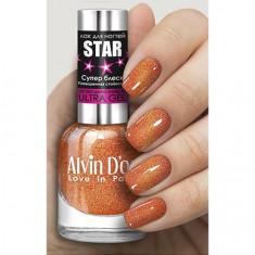 Alvin D'or, Лак Star №6123