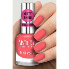 Alvin D`or, Лак Misty shine №524 Alvin D'or
