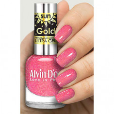 Alvin D'or, Лак Sun Gold, тон 6404