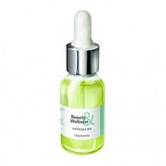 ruNail, Масло для ногтей и кутикулы Beauty & Wellness «Ромашка аптечная», 15 мл