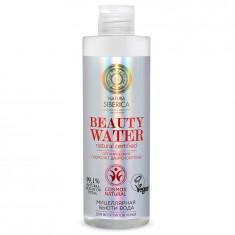 Натура Сиберика Beauty Water Мицеллярная Бьюти вода натуральная сертифицированная 400мл NATURA SIBERICA