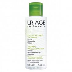 Uriage Очищающая мицеллярная вода для жирной и комбинированной кожи 100мл